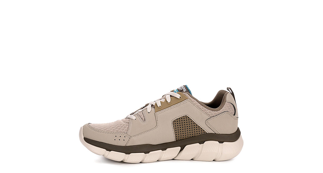 SKECHERS Mens Skech Flex 3.0 Westlight Sneaker - TAN