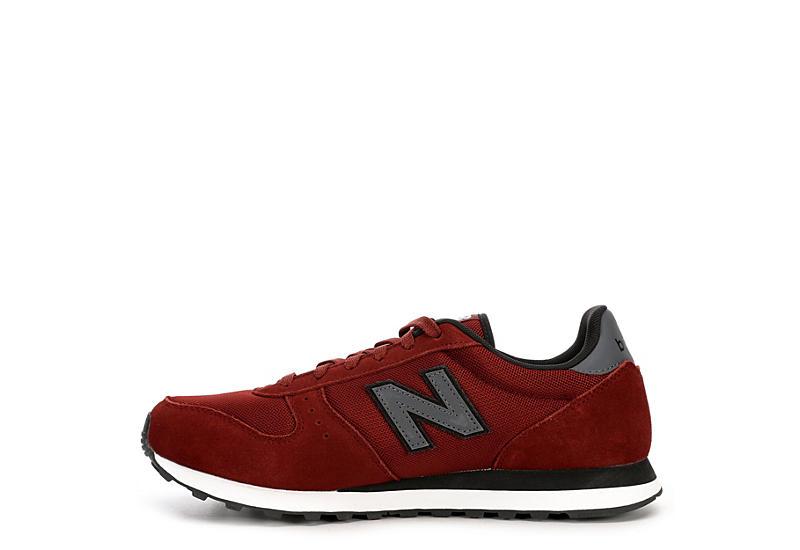 NEW BALANCE Mens Ml311 Sneaker - BURGUNDY