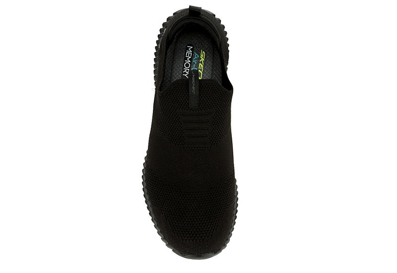 SKECHERS Mens Elte Flex Wasik - BLACK