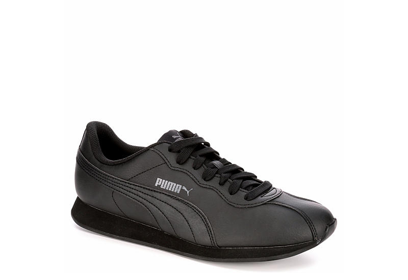 92be5d0ef88 Black Puma Mens Turin Ii | Athletic | Rack Room Shoes