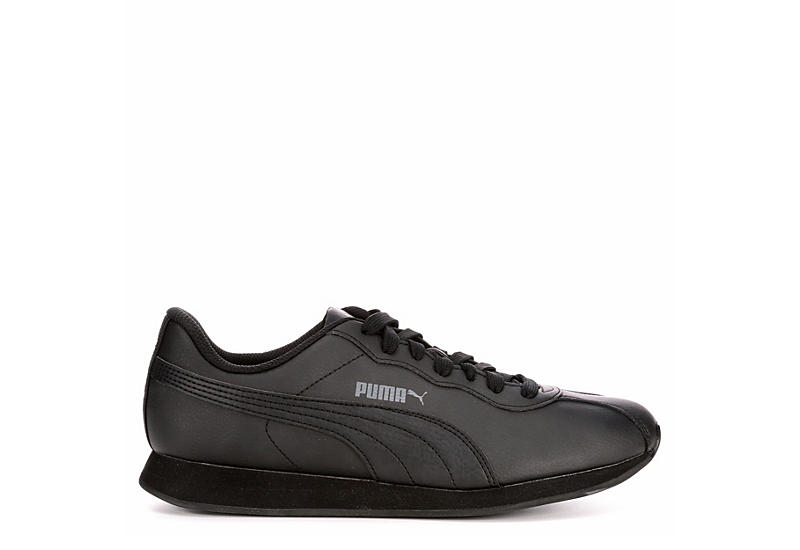 e1825842488 Puma Mens Turin Ii - Black