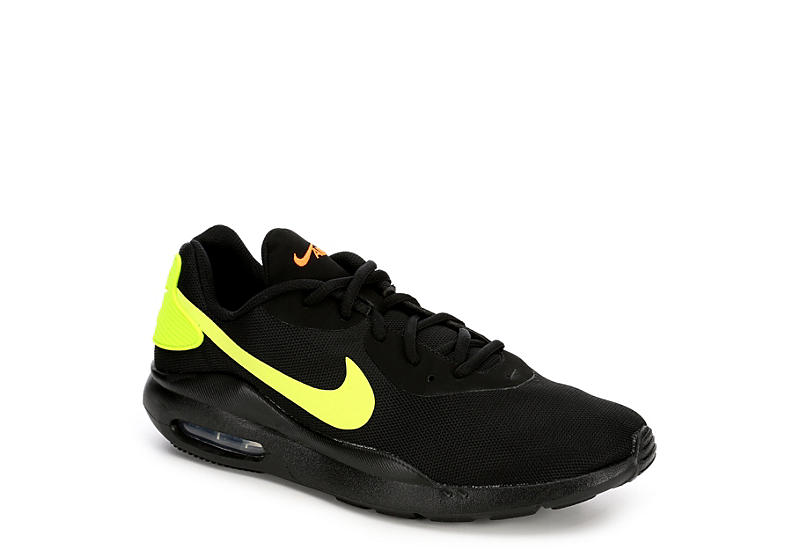 BLACK NIKE Mens Air Max Oketo