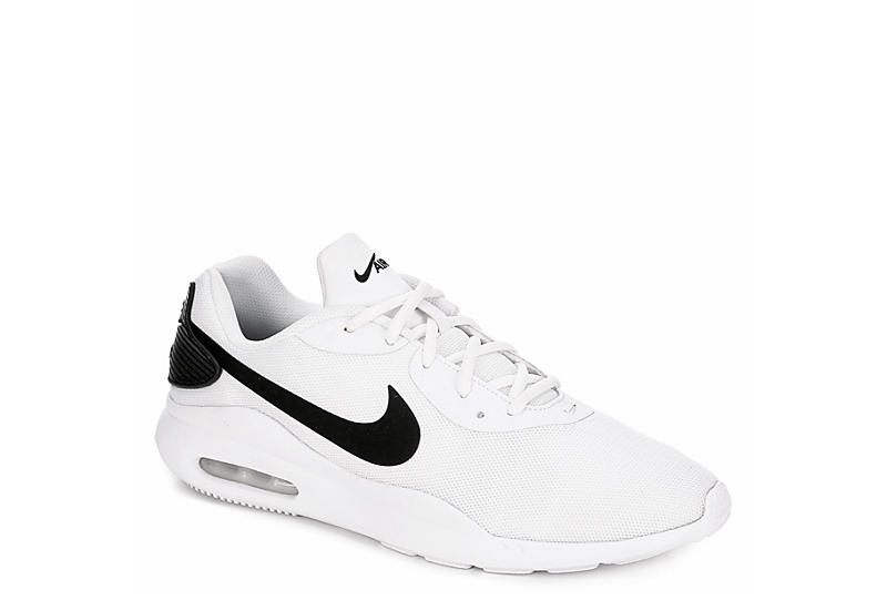 8a2a2576f6 White Nike Mens Air Max Oketo | Athletic | Rack Room Shoes