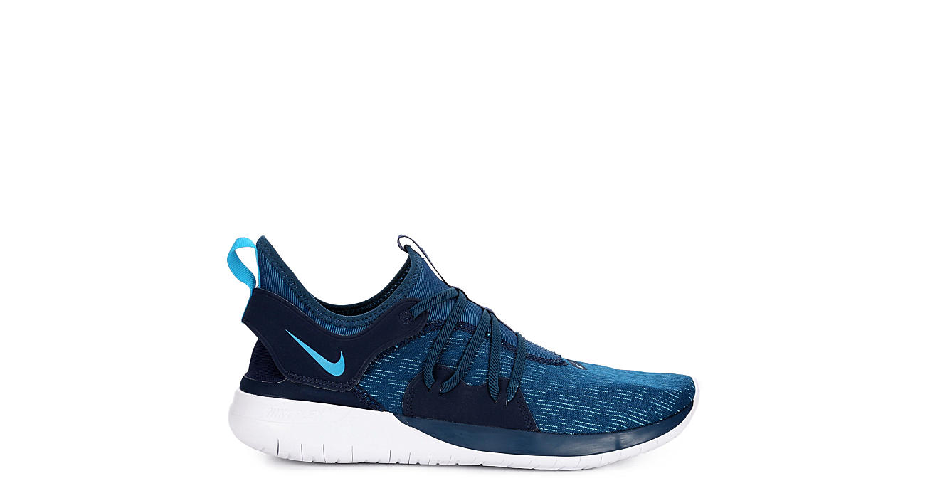 NIKE Mens Flex Contact 2 - BLUE