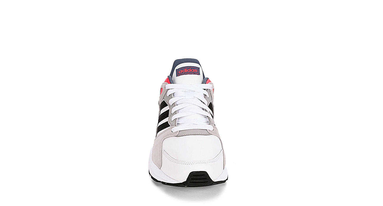 ADIDAS Mens Crazy Chaos Sneaker - WHITE