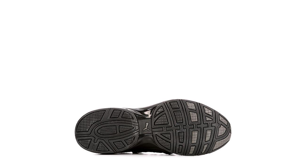 PUMA Mens Axelion Sneaker - DARK GREY