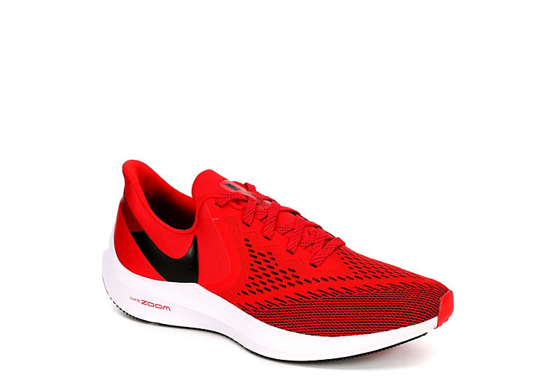 differently 40461 077c4 RED NIKE Mens Zoom Winflo 6