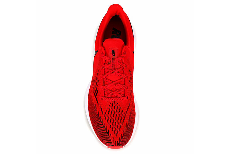NIKE Mens Zoom Winflo 6 - RED