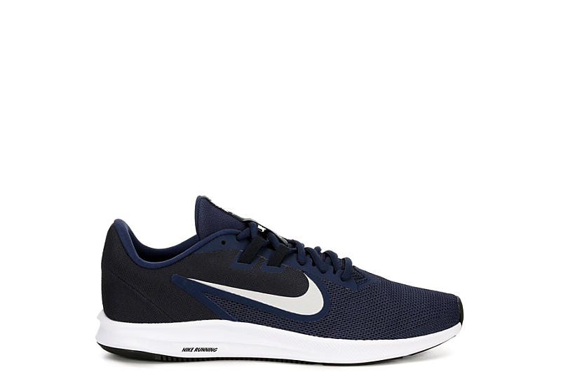 NIKE Mens Downshifter 9 - NAVY