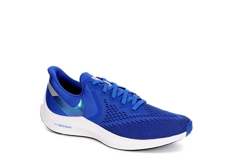 75db9517e Nike Mens Zoom Winflo 6 - Blue