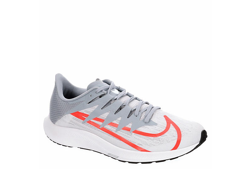 NIKE Mens Zoom Rival Fly Running Shoe - GREY