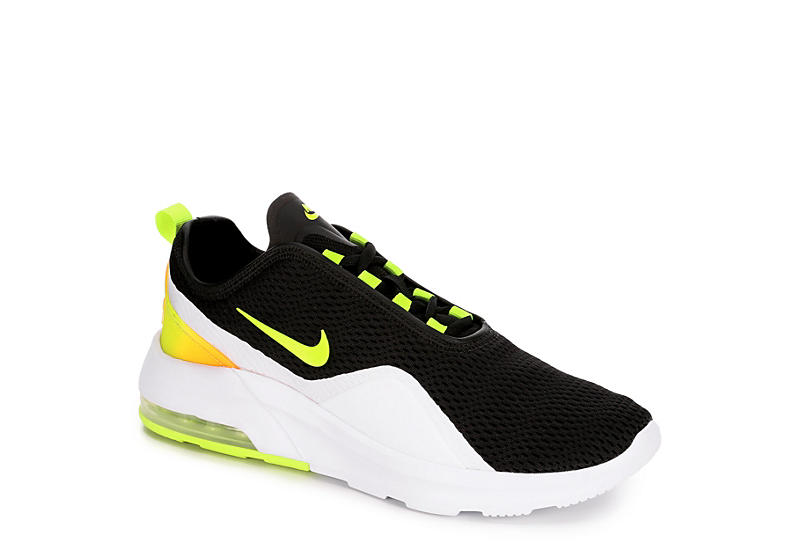 NIKE Mens Air Max Motion 2 - BLACK
