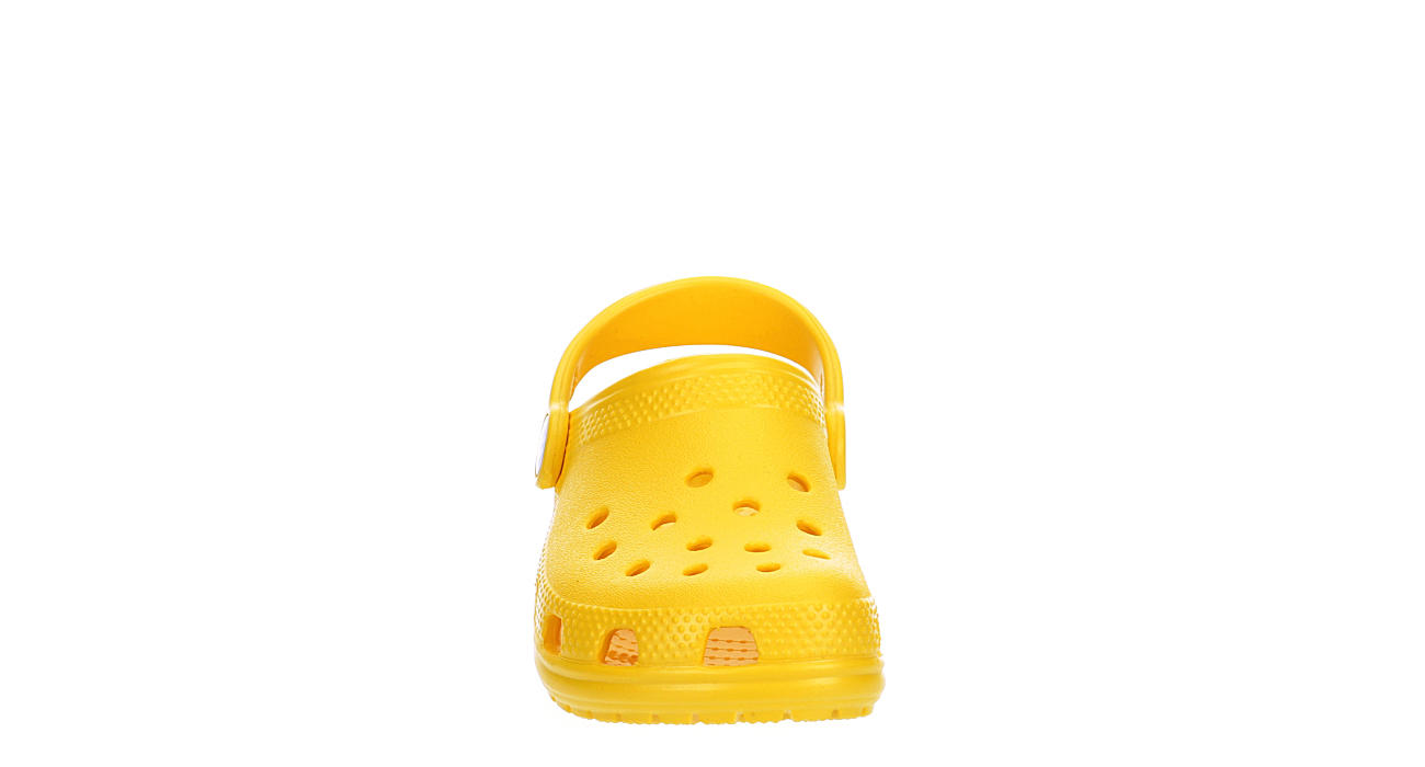 CROCS Boys Infant Classic Clog - YELLOW