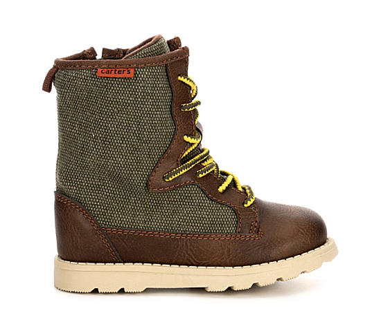 Boys Infant Buddy Lace-up Boot