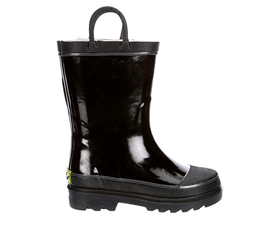 Boys Infant Firechief Rain Boot