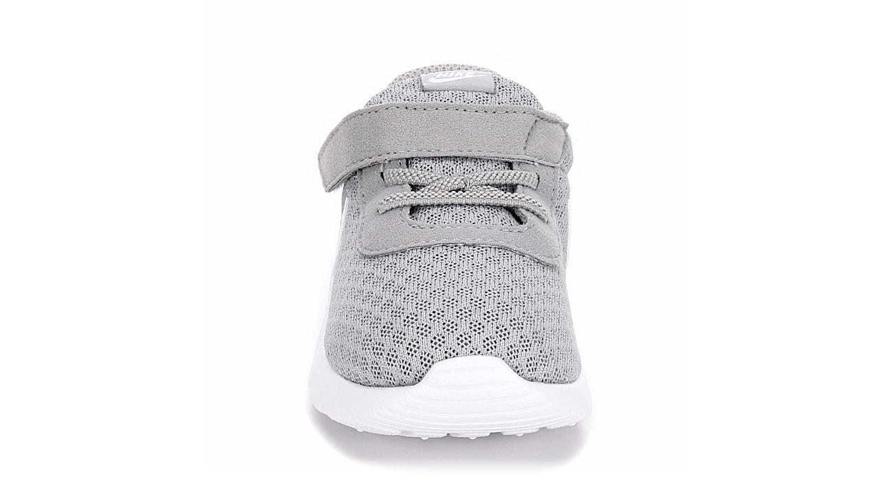NIKE Boys Infant Tanjun Slip On Sneaker - GREY
