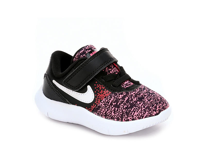 0071bf253ca7b Nike Girls Infant Flex Contact - Black
