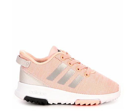 adidas neo cloudfoam racer girls' sneakers