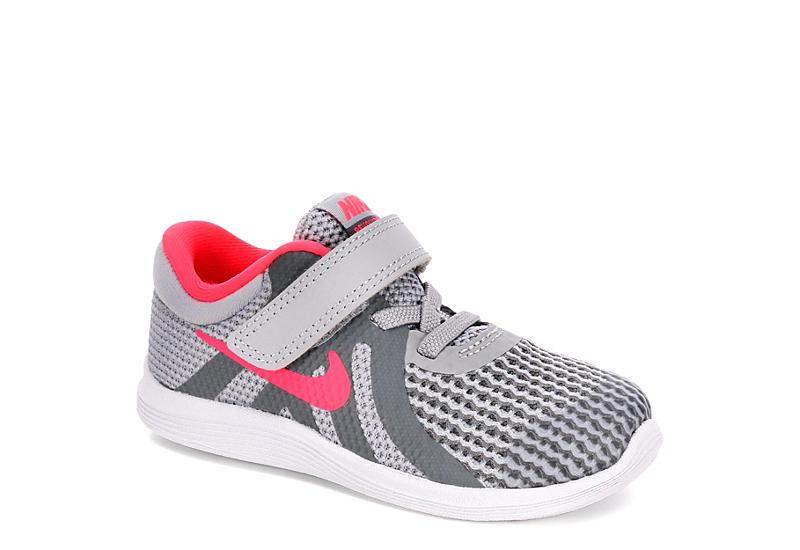 33ed84e1424 Grey Nike Infants Revolution 4 | Running | Rack Room Shoes