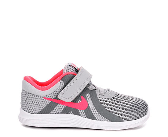 Girls Infant Revolution 4 Slip On Sneaker