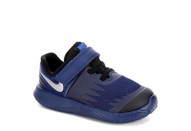 9a462cb3419 Blue Nike Boys Star Runner