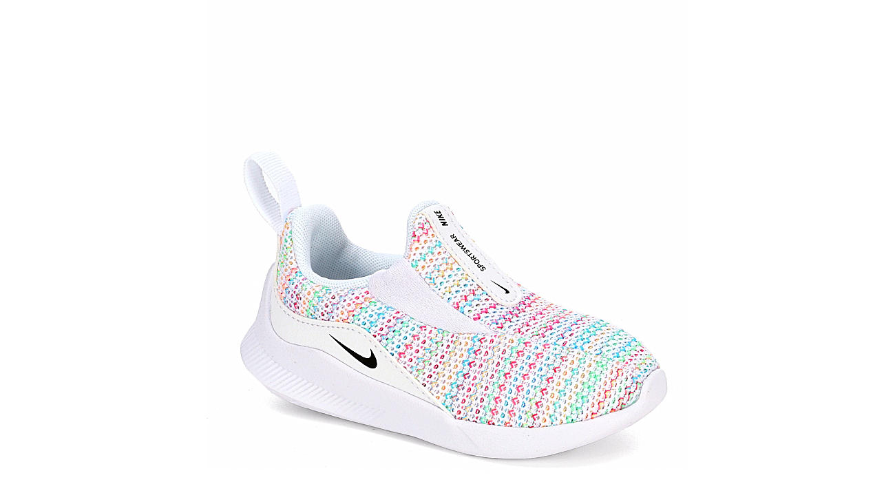 NIKE Girls Infant Viale - WHITE