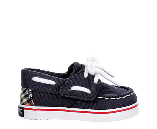 Boys Intrepid Crib Boat Shoe