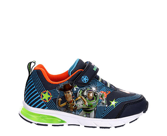 Boys Infant Toy Story Light Up Sneaker