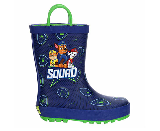 Boys Infant Paw Patrol Rain Boot
