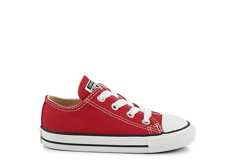 Converse Boys Chuck Taylor All Star Ox Red
