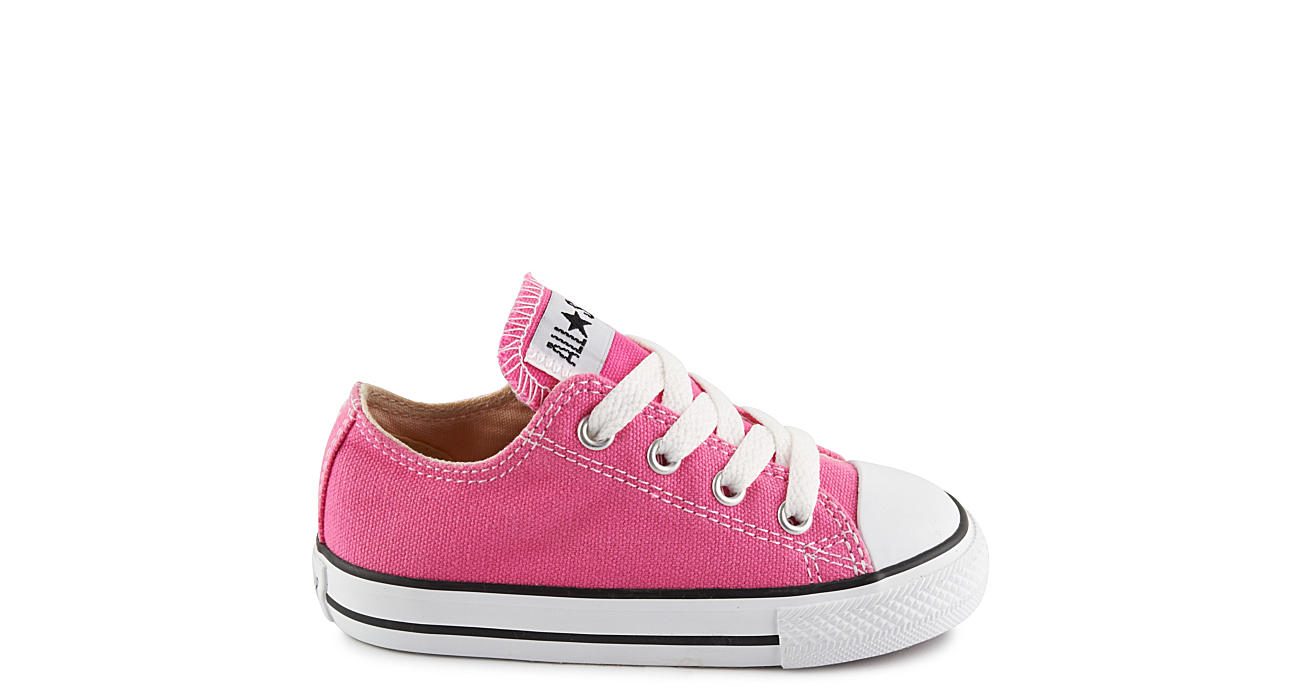 ec1dd48fd00c Converse Girls Infant All Star Ox - Pink