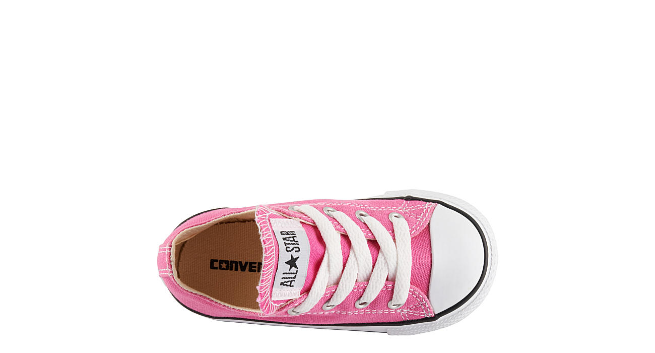 CONVERSE Girls Chuck Taylor All Star Ox - PINK