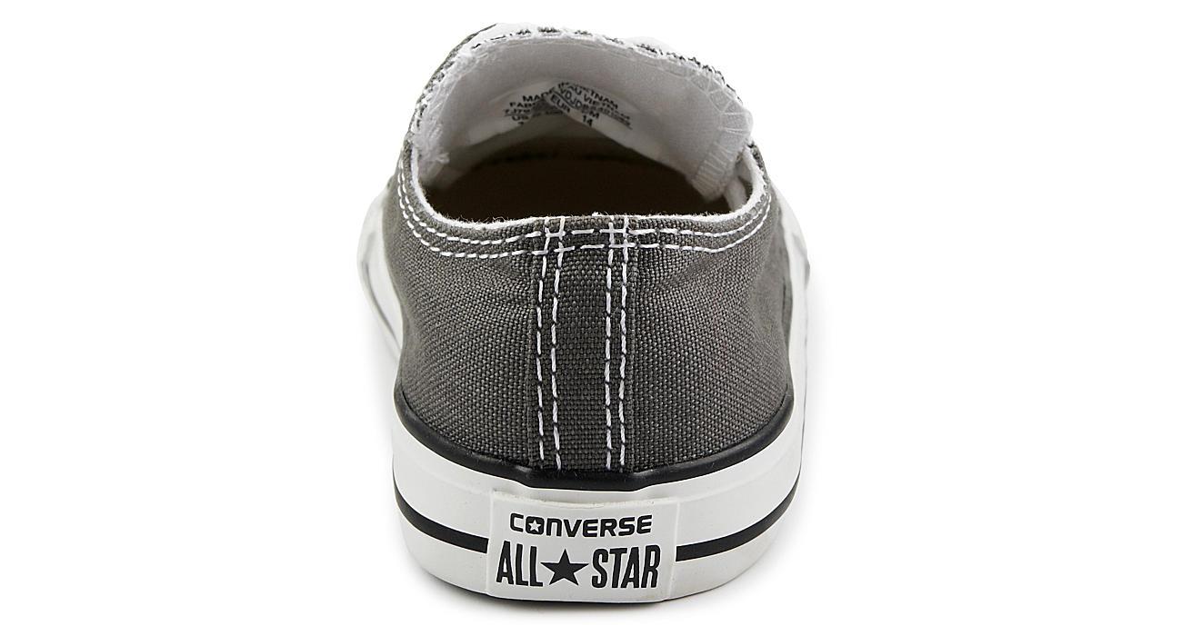 CONVERSE Boys Chuck Taylor All Star Ox - GREY
