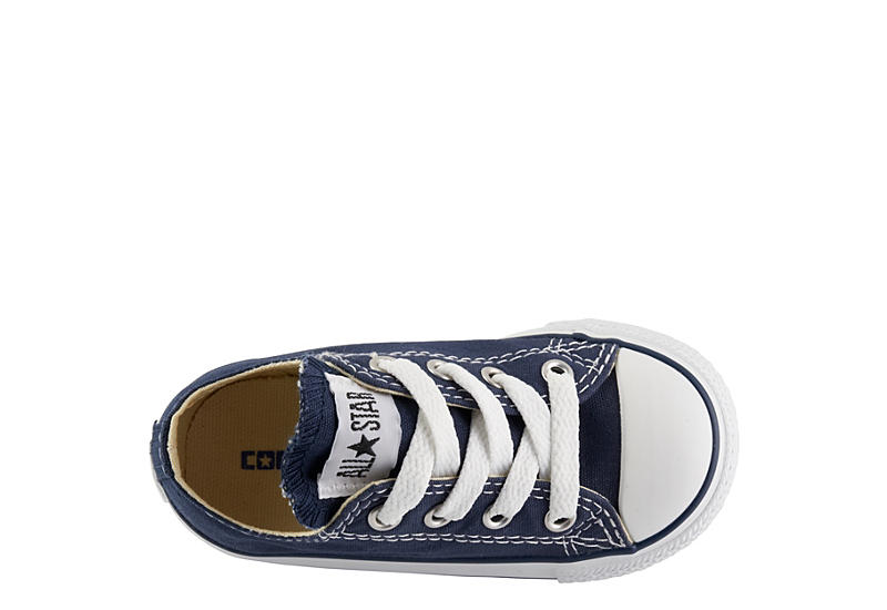 CONVERSE Boys Infant All Star Ox - NAVY
