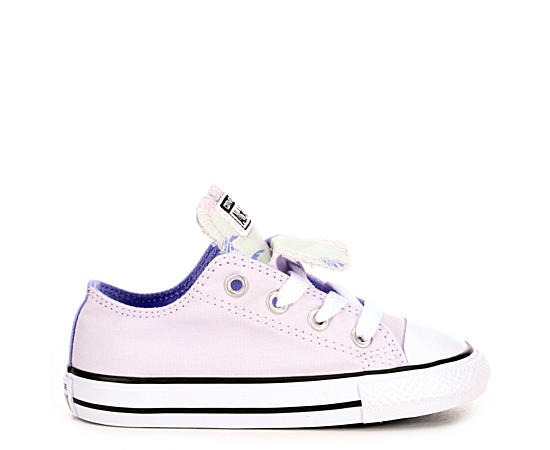Girls Chuck Taylor All Star Double Tongue Palm