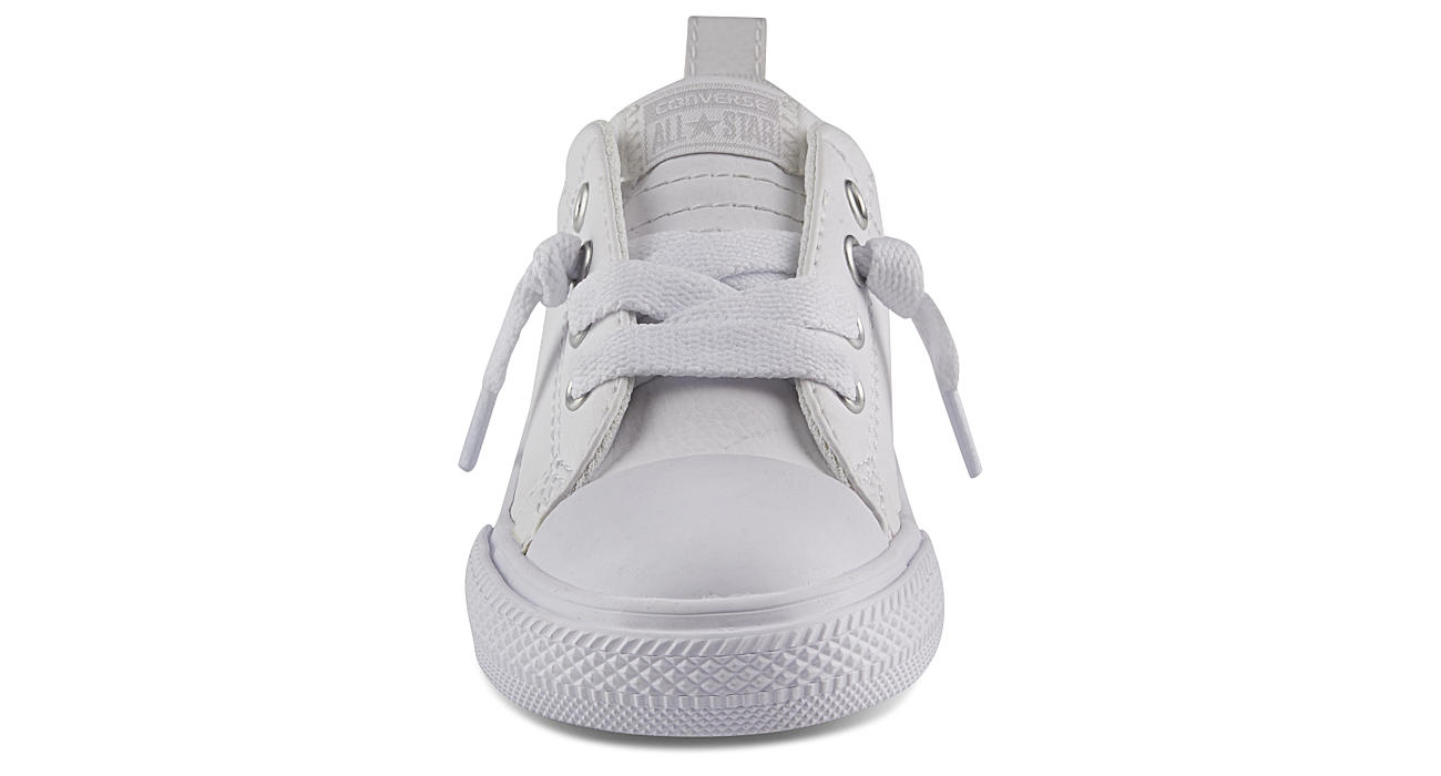 CONVERSE Boys Infant Chuck Taylor All Star Street Ox Sneaker - WHITE