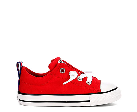 Boys Chuck Taylor All Star Street Ox