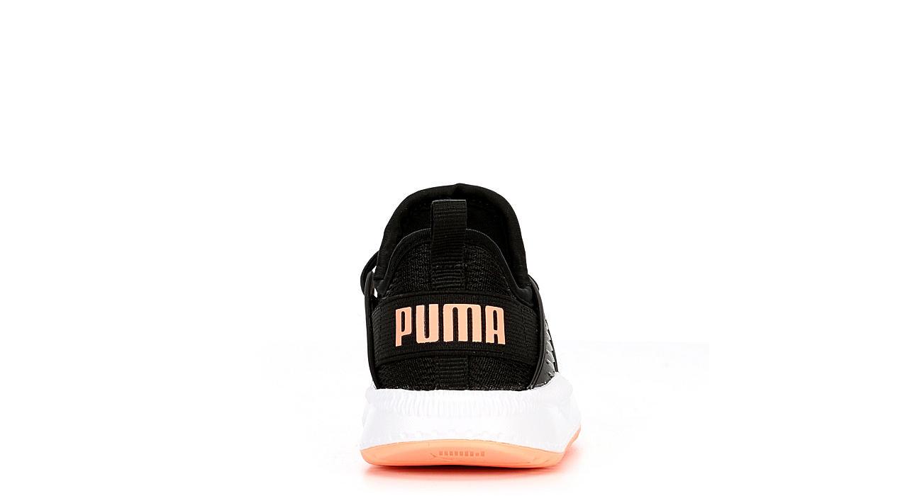 PUMA Girls Pacer Next Cage - BLACK