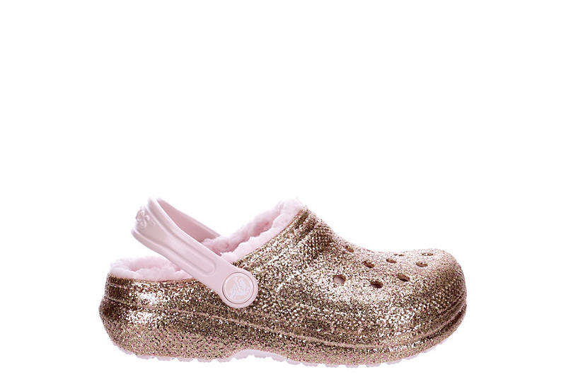 CROCS Girls Classic Clog - ROSE GOLD