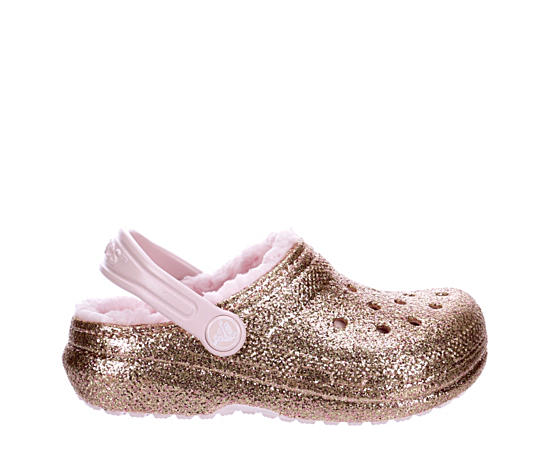 Girls Infant Classic Lined Clog