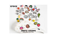 CROCS Girls Classic Clog - TIE-DYE