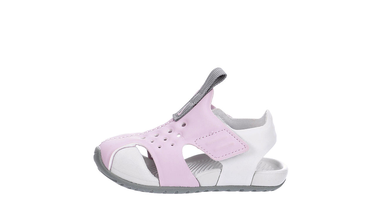 NIKE Girls Infant Sunray Protect 2 Outdoor Sandal - LILAC