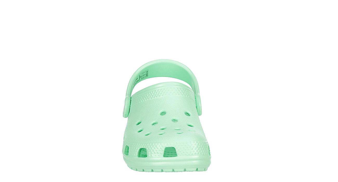 CROCS Girls Infant Classic Clog - MINT