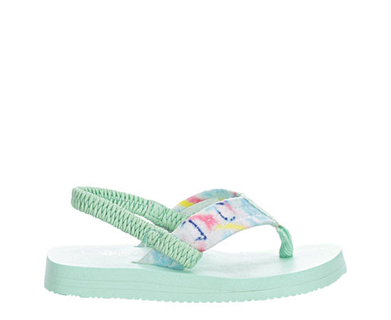Girls Infant Lil Mintty Flip Flop Sandal