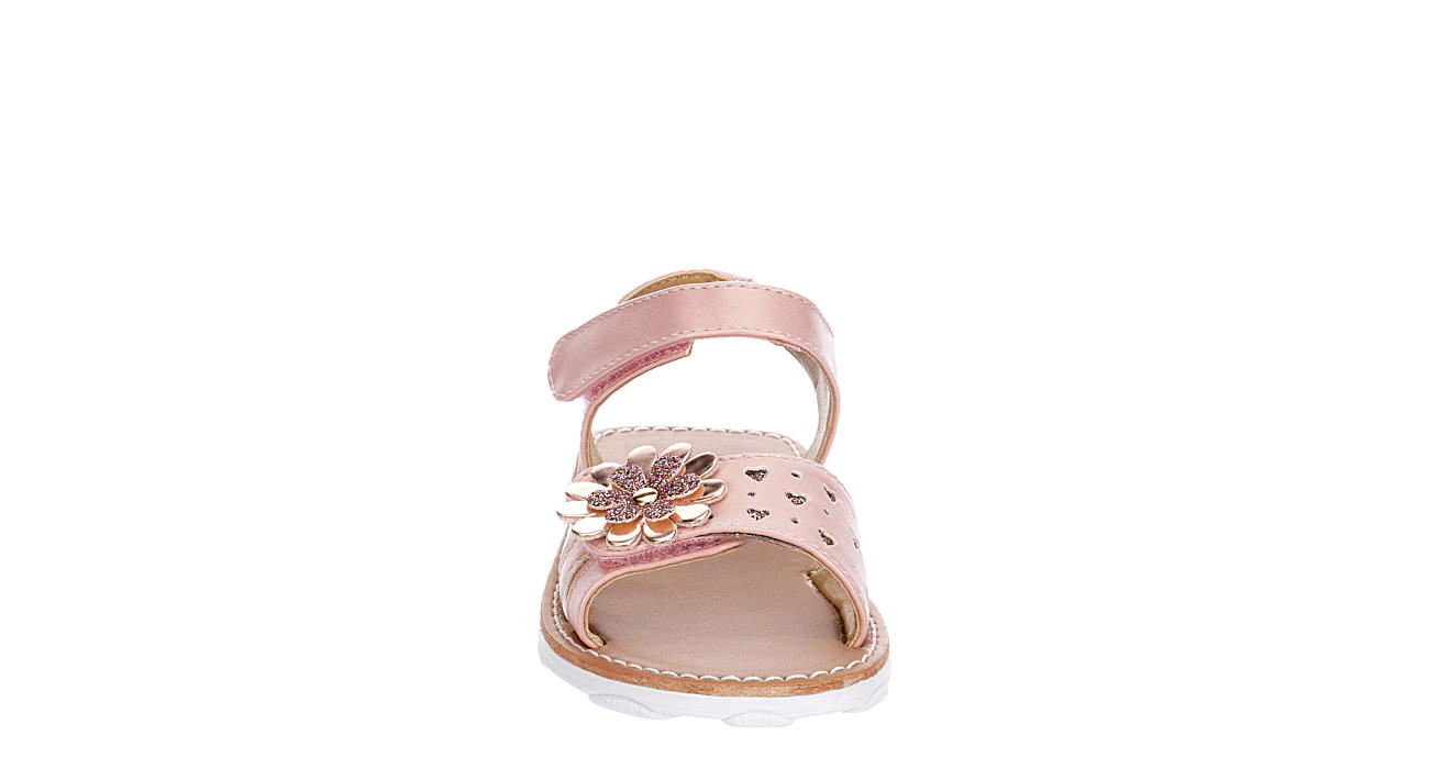 RACHEL SHOES Girls Infant Maddie Sandal - BLUSH