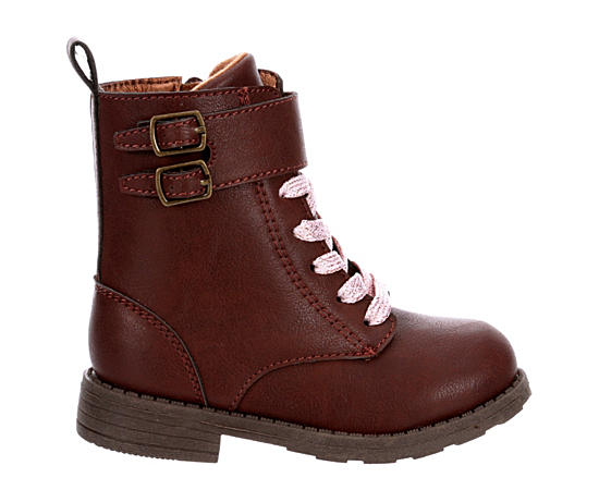 Girls Infant Blaire Combat Boot