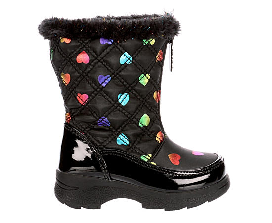 Girls Infant Shine Snow Boot