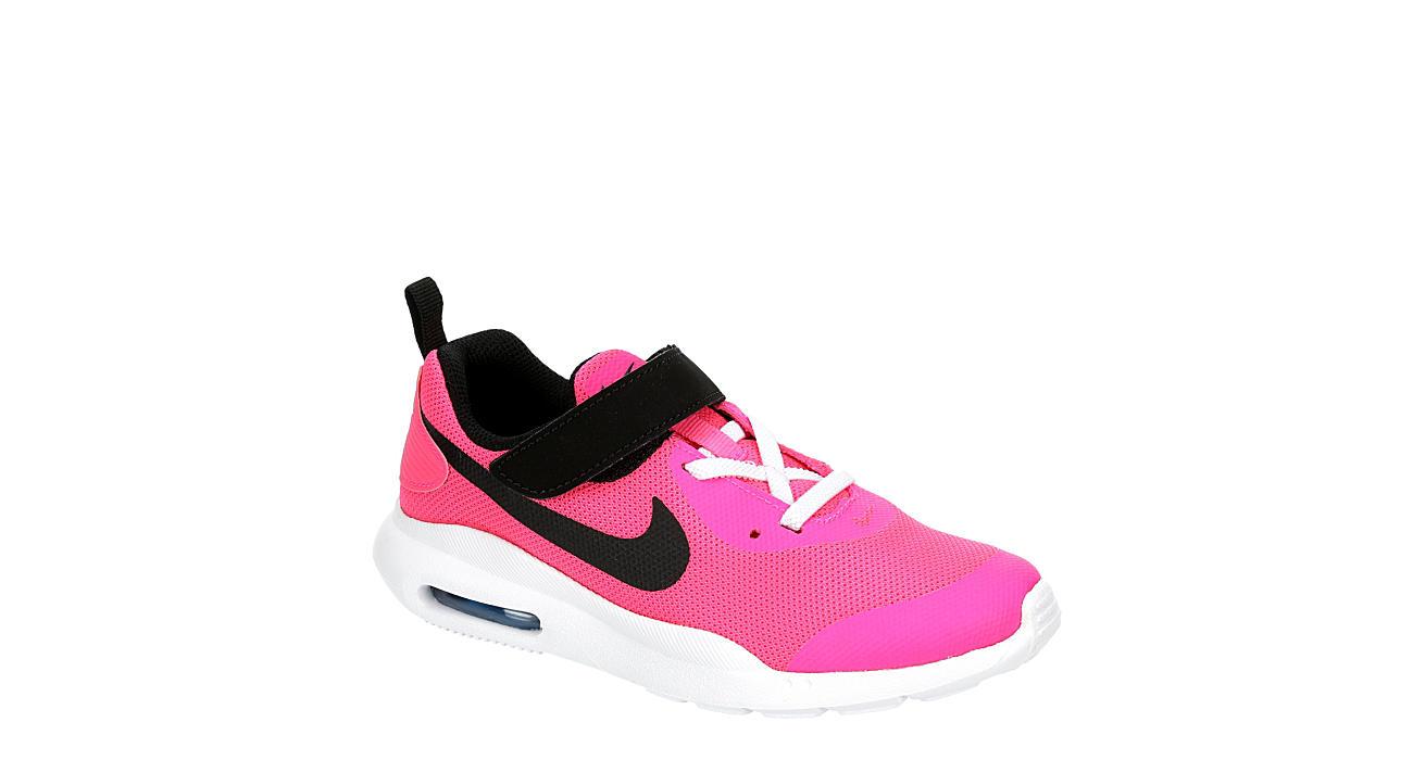 NIKE Girls Air Max Oketo Slip On Sneaker - PINK