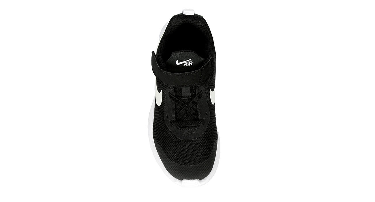 NIKE Boys Air Max Oketo Slip On Sneaker - BLACK