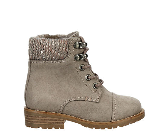 Girls Infant Lil Stormi Combat Boot